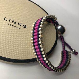 Jewelry - Links of London Friendship Bracelet